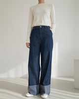 Sanna NY Portia Wide Leg Denim