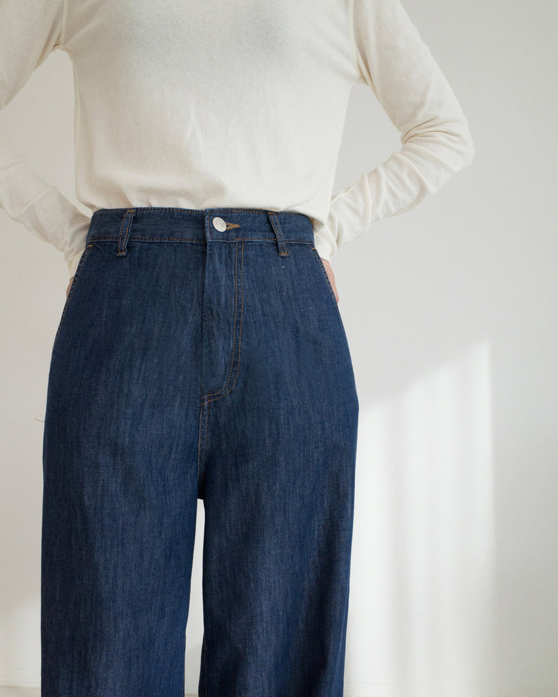 Portia Wide Legged Denim