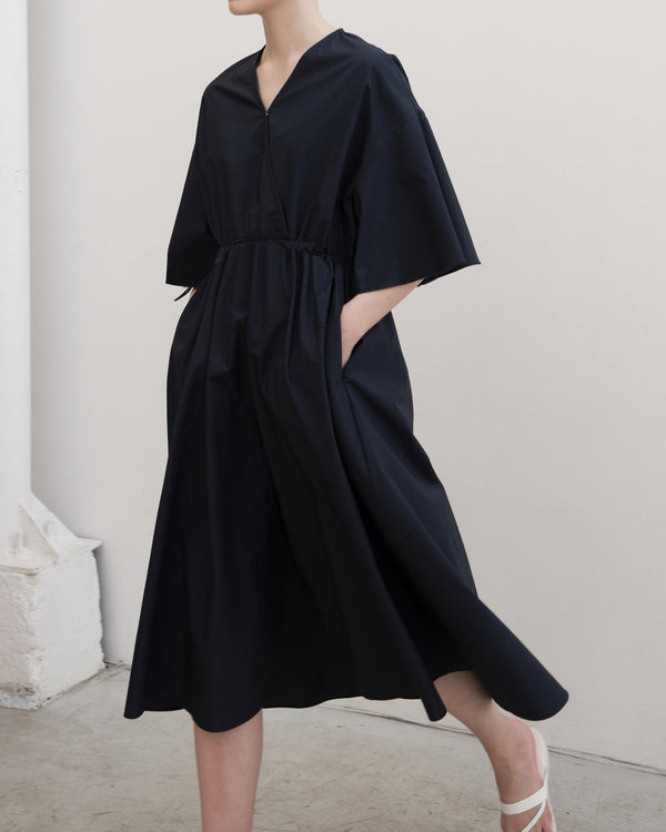 Merrit Dress Navy