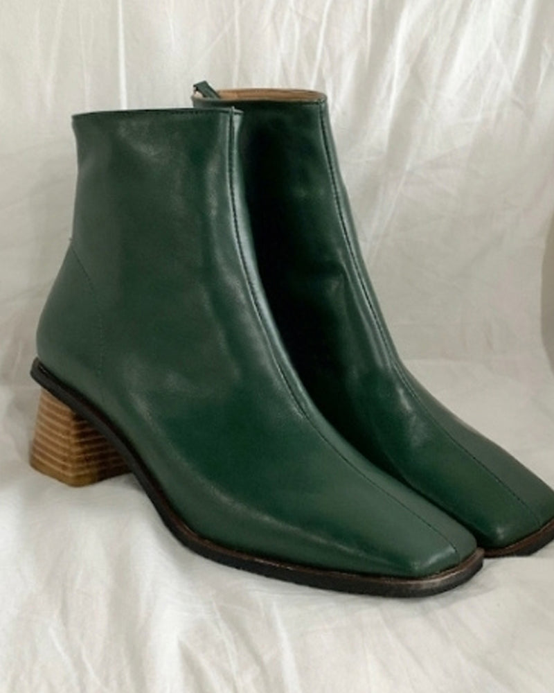 Gwyn Boot Green