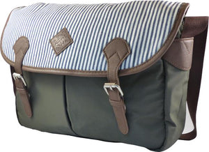 SELECTED MARTIN SATCHEL PACK