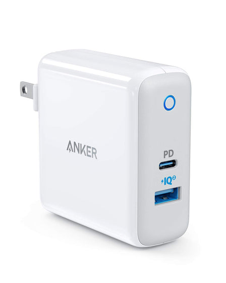 PowerPort II 1 USB-C PD2, 1 USB-A PowerIQ2