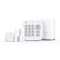 Eufy Security Kit de alarma de seguridad de 5 piezas