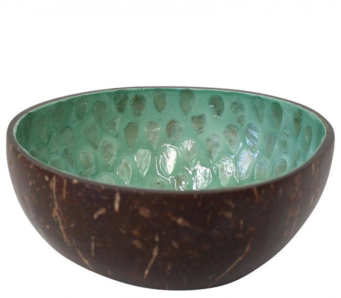 Bowl Coco Shell - Drop Moss