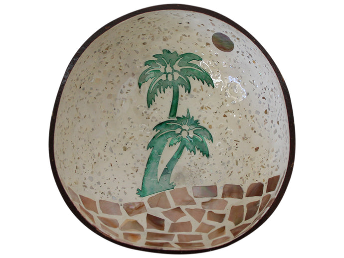 Bowl Coco Shell - Palm