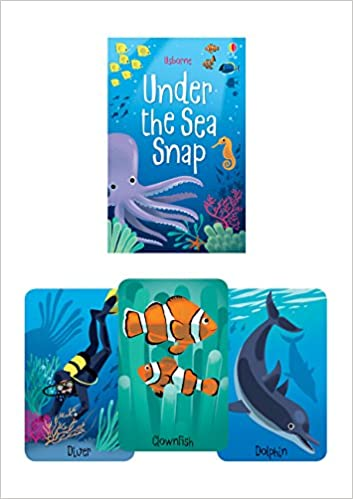 Under The Sea Snap Cards