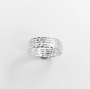 Twist stack 5 Ring