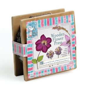 HoM Wooden Flower Press
