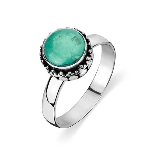 Ring Turquoise Tribal