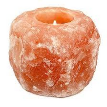 Load image into Gallery viewer, Himalayan Salt Tealight Holders