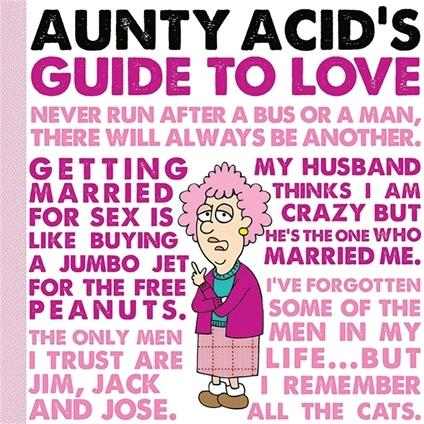 Book Aunty Acid's Guide To Love