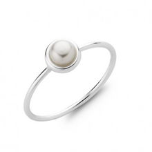 Load image into Gallery viewer, Pearl SS Ring