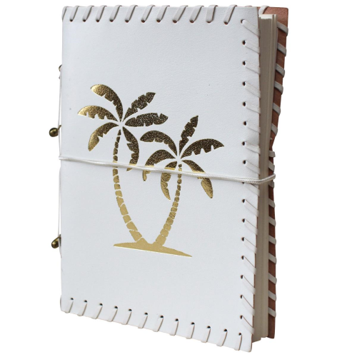 Notebook Leather Palm