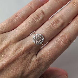 Ring Filigree Round