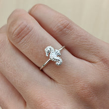 Load image into Gallery viewer, Seahorse Ring