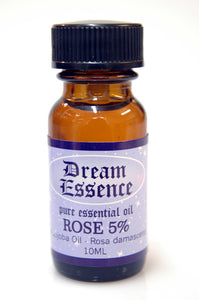 Essential Oil Rose 5% 10ml