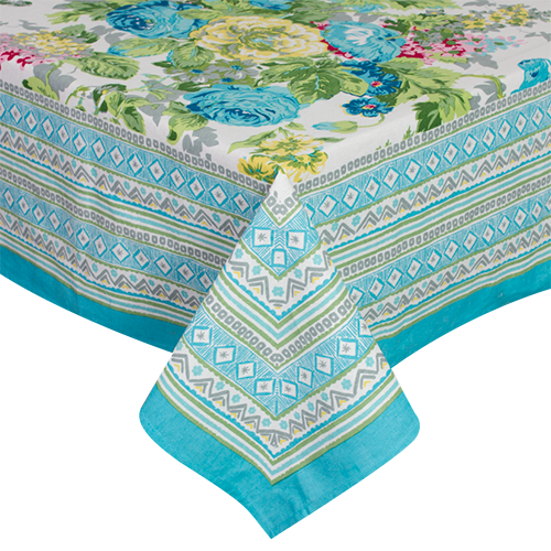 Printed Table Cloth - Maisie