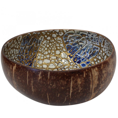 Bowl Coco Shell - Sea Coral