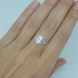 Abstract Circle Ring