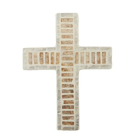 Cross Nassau Inlay 20x26cm