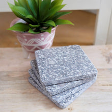 Load image into Gallery viewer, Coasters Terrazzo S/4 - Grey