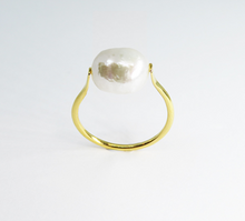 Load image into Gallery viewer, Cleo Pearl Ring
