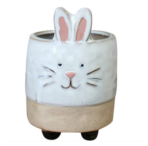 Planter Roxie Rabbit Lge