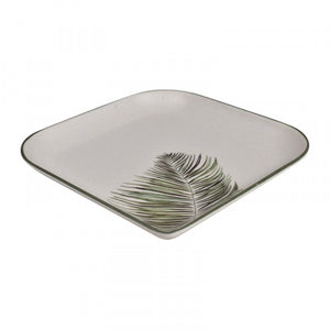 Spring Bamboo Fibre Side Plate