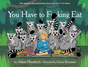 Book You Have To F***ing Eat