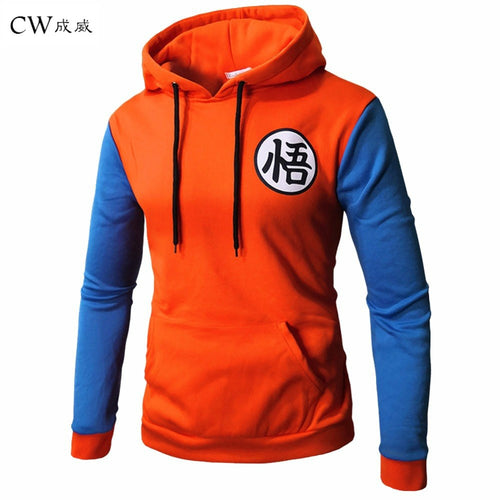 Dragon Ball Z  Casual Hoodies Sweatshirts