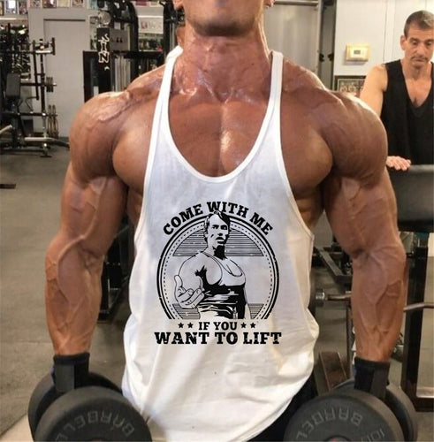 BodyBuilding Tank Tops