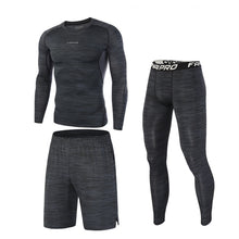 Load image into Gallery viewer, Compression Men's Sport Suits sets