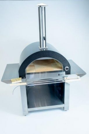 Alfresco Chef Milano wood fired pizza oven