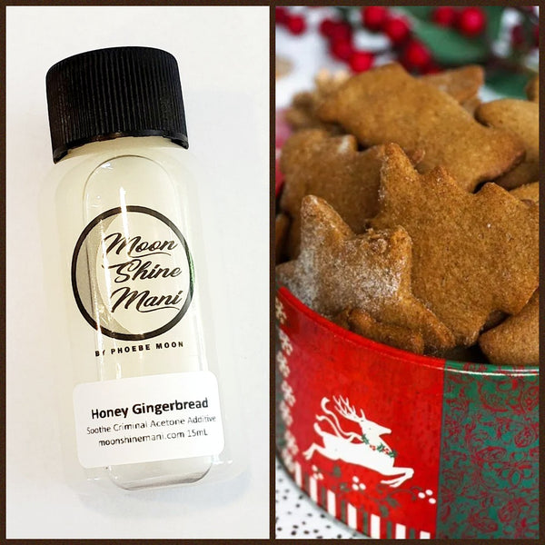 Honey Gingerbread Soothe Criminal  Acetone Additive