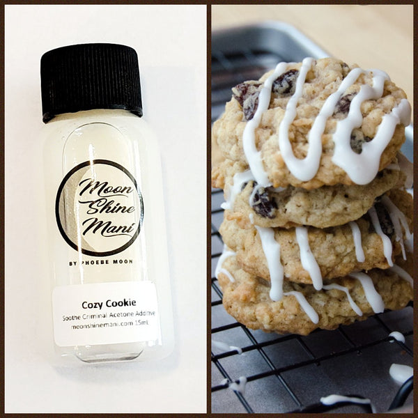 Cozy Cookie Soothe Criminal  Acetone Additive