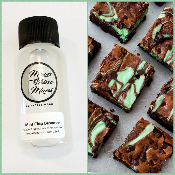 Mint Chip Brownie Soothe Criminal  Acetone Additive