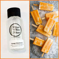 Orange Dreamsicle Soothe Criminal  Acetone Additive