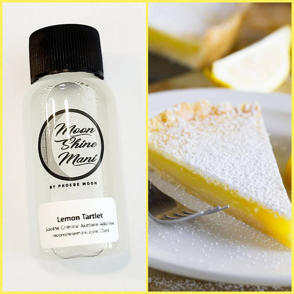 Lemon Tartlet Soothe Criminal  Acetone Additive