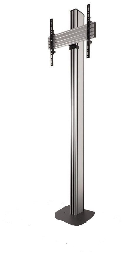 ADMBD-1844 Bolt down fixed base stand, 1.8M column, 400 x 400
