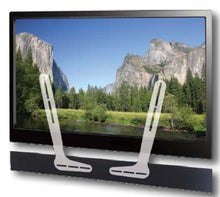 Load image into Gallery viewer, Ezymount VSB-100 Universal Sound Bar mounting Kit - especially on articulated brackets