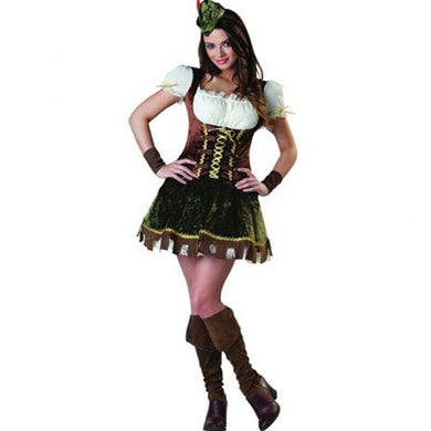 Teen Girls Robin Hood Honey Costume Importado