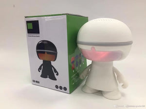 Parlante Bafle Wireless Speaker Marciano Luces Niños