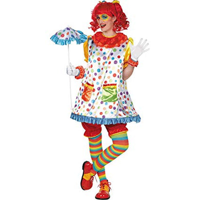 CLOWN GIRL Chica Payasa Importado