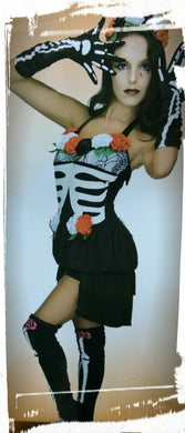 Women's Day of Dead Senorita - Calavera