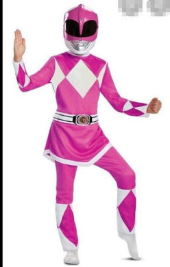 Power Ranger Pink Importado