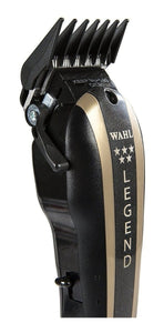 Combo Wahl Barbero Peluquera Legend + Patillera Hero