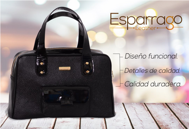 Cartera Manhattan Negra