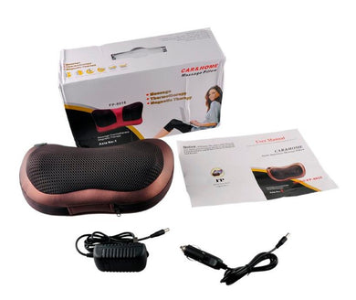 Masajeador Almohada Electrica Car And Home Massage Pillow