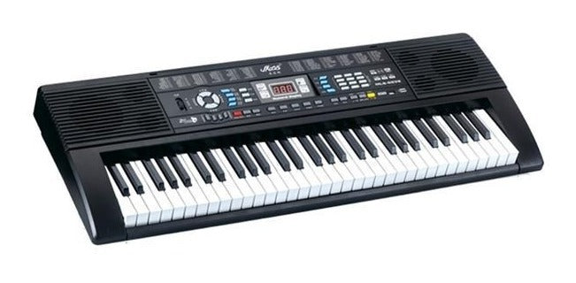 Piano Organeta Electronic 61 Teclas Ritmico Mp3 Mls-6639