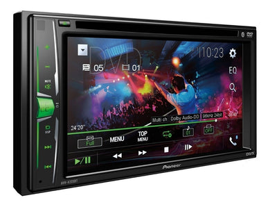 Radio Pioneer Avh-a105dvd Usb,dvd,mp3